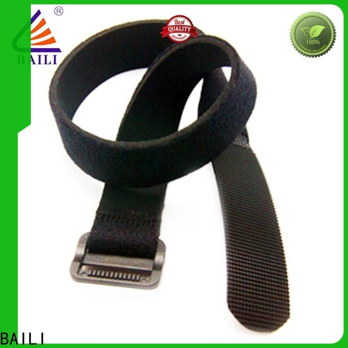 BAILI durable hook and loop fastener wholesale for medical equipment