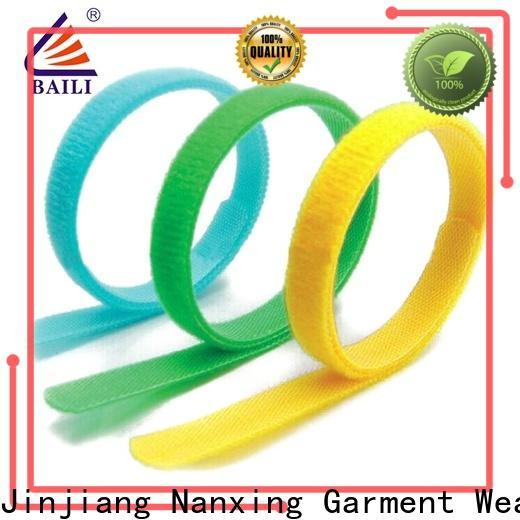 BAILI multi-purpose reusable tie straps supplier for medical equipment