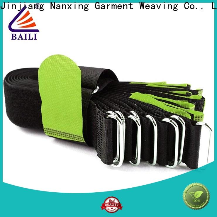 BAILI reusable hook fastener manufacturer for cable ties