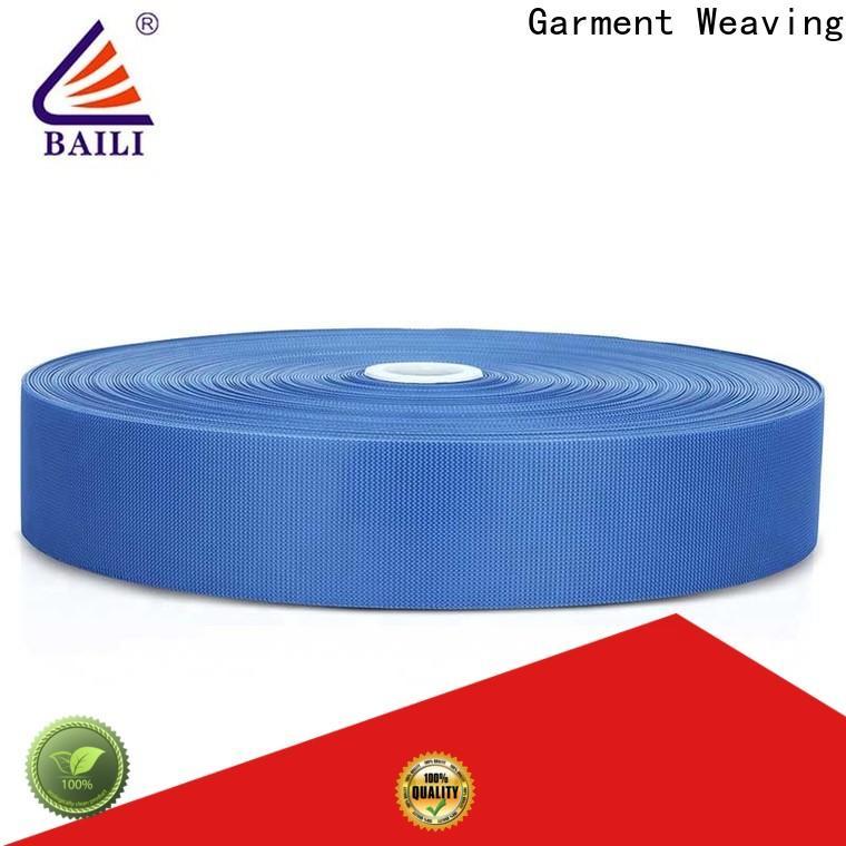 BAILI soft fastener tape supplier for luggage