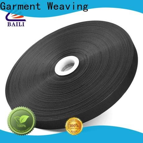 BAILI polymer hook pile tape customized for shoes