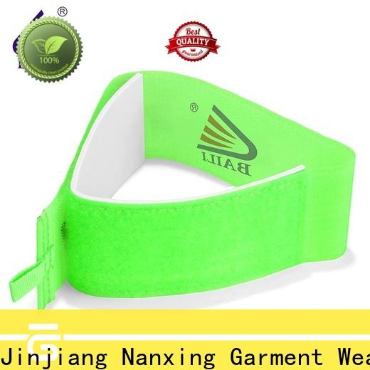 BAILI top quality hook and loop ski strap wholesale for carrying skis