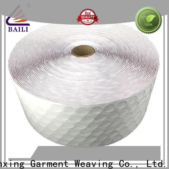 BAILI top quality adhesive hook and loop manufacturer for metal