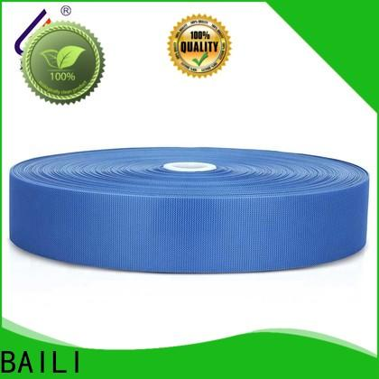 BAILI high quality 3m hook tape manufacturer for baby garments