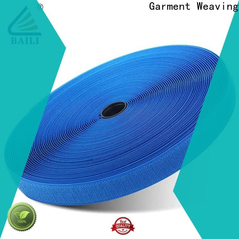 durable hook and loop tape strong peeling strength manufacturer for leather-ware