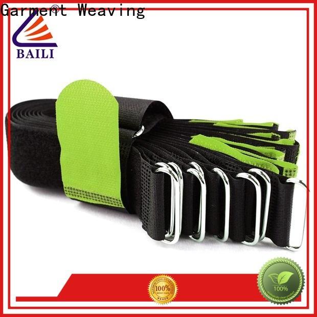 adjustable hook and loop cinch straps multicolor supplier for bundle