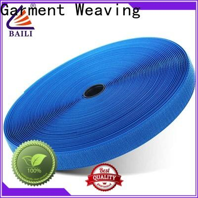 BAILI strong peeling strength hook tape factory direct supply for shoes