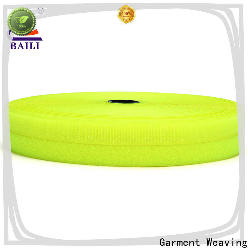 BAILI A grade quality hook and loop factory direct supply for bags