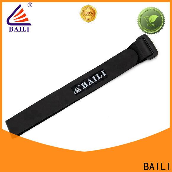 BAILI reusable loop fastener wholesale for medical equipment