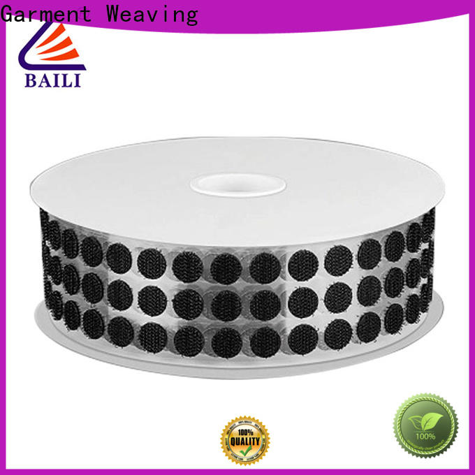 BAILI real self-adhesive hook and loop customized for metal
