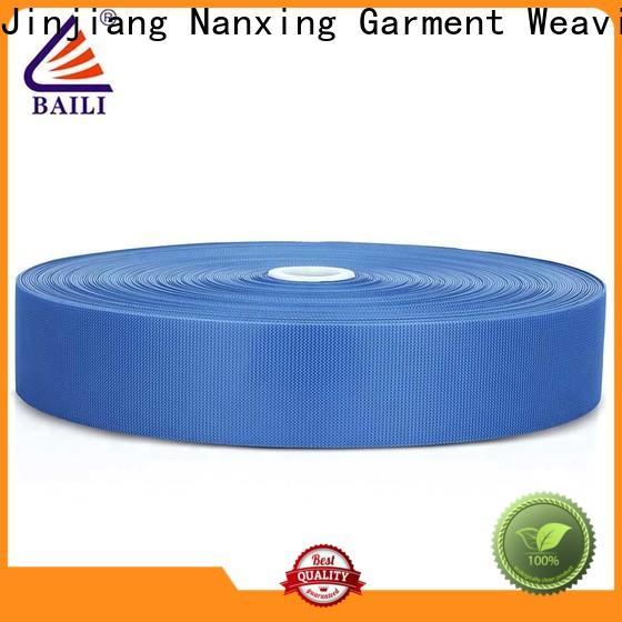 BAILI nylon fastener tape wholesale for baby garments