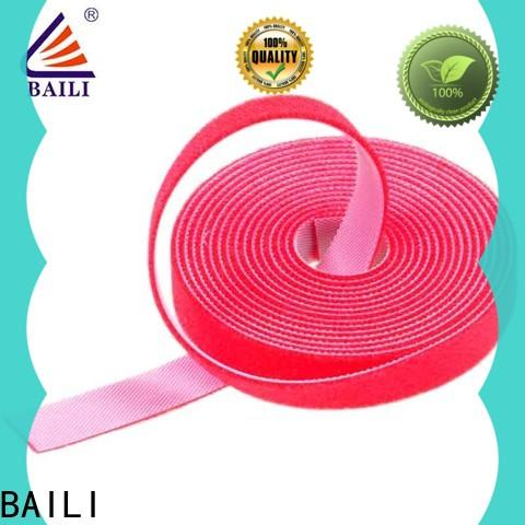 BAILI 20mm50mm double sided adhesive tape design for strapping