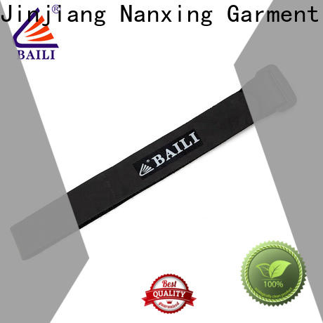 BAILI multicolor hook and loop cable ties series for cable ties