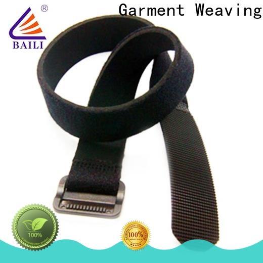 BAILI multicolor hook & loop fasteners series for medical equipment