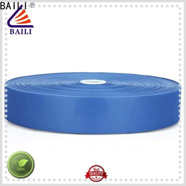 BAILI plastic 3m hook tape wholesale for baby garments