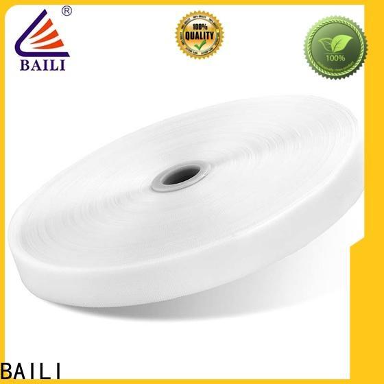 soft fastener tape plastic manufacturer for clothes