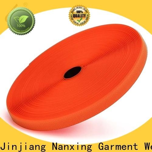 BAILI nylon 3m hook and loop manufacturer for leather-ware