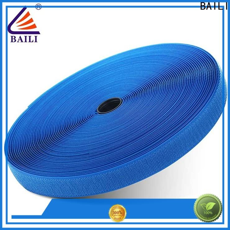 BAILI reliable 3m hook and loop factory direct supply for leather-ware