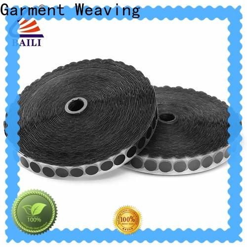 top quality self adhesive hook and loop tape high viscosity supplier for wall