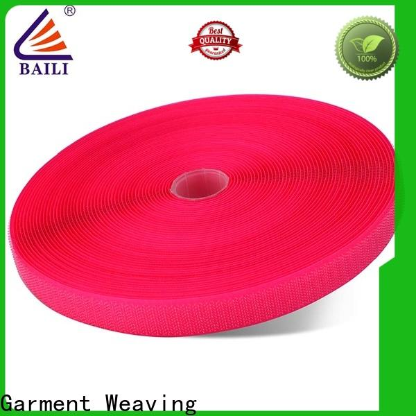 BAILI eco-friendly hook tape wholesale for shoes