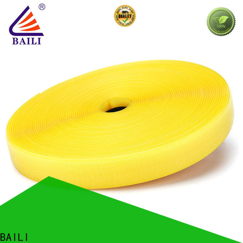 BAILI multicolor hook & loop tape wholesale for costumes