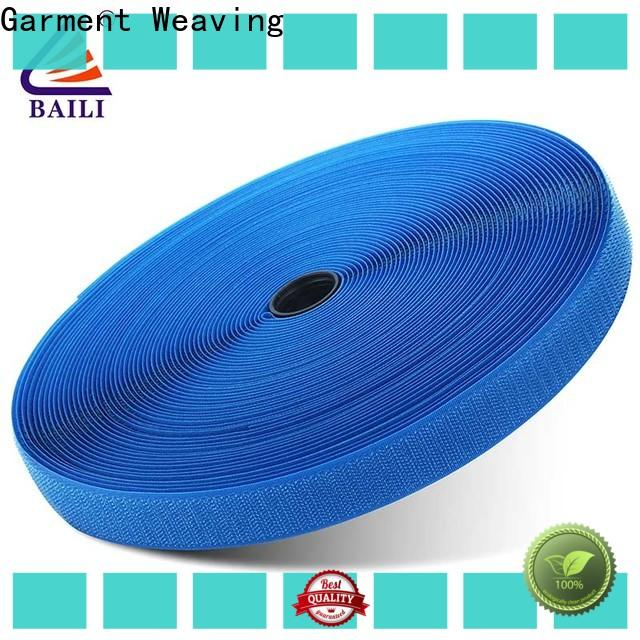 BAILI quality hook and loop tape wholesale for shoes