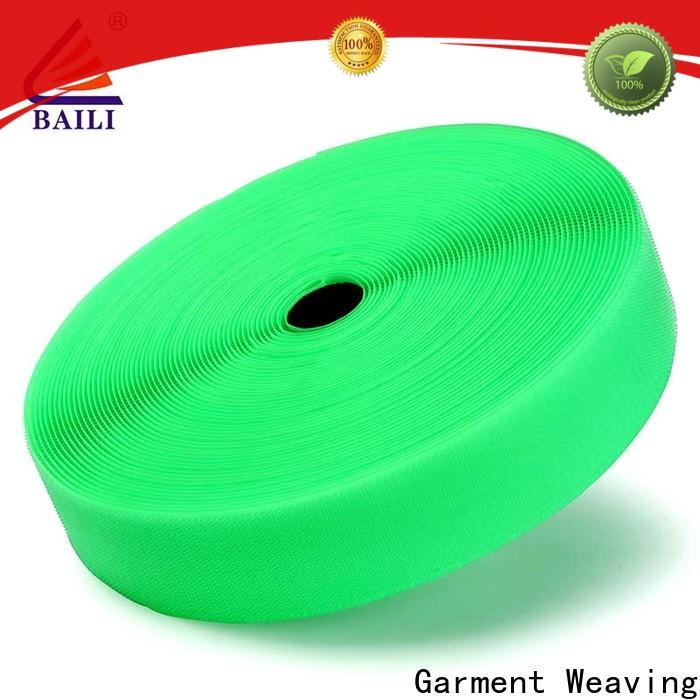 BAILI strong peeling strength hook and loop customized for costumes
