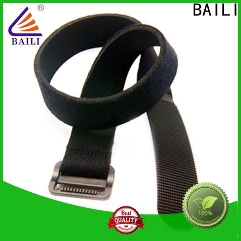 BAILI elastic reusable tie straps wholesale for luggage