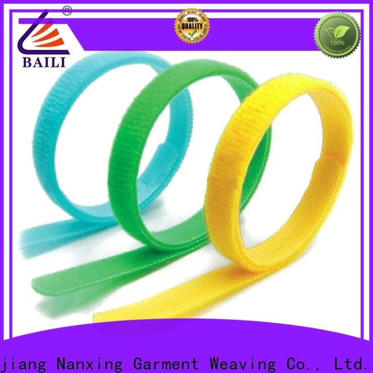 adjustable hook fastener multicolor manufacturer for cable ties