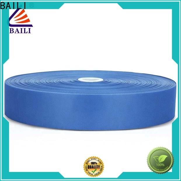 BAILI 300mm wide fastener tape customized for clothes