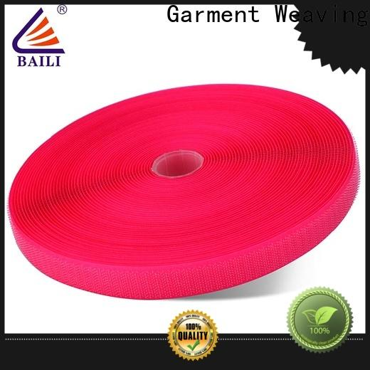 reliable hook & loop tape multicolor wholesale for shoes