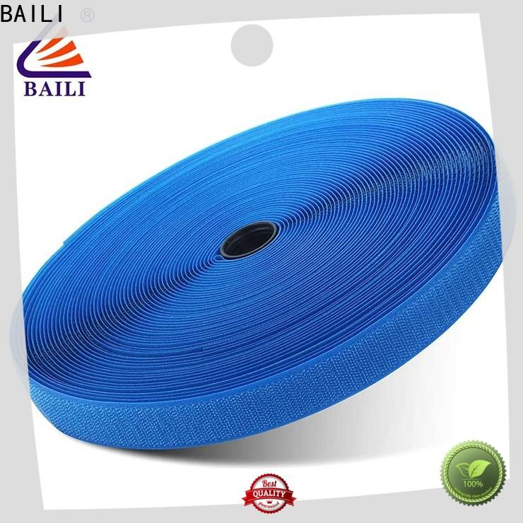 durable hook and loop tape strong peeling strength wholesale for costumes