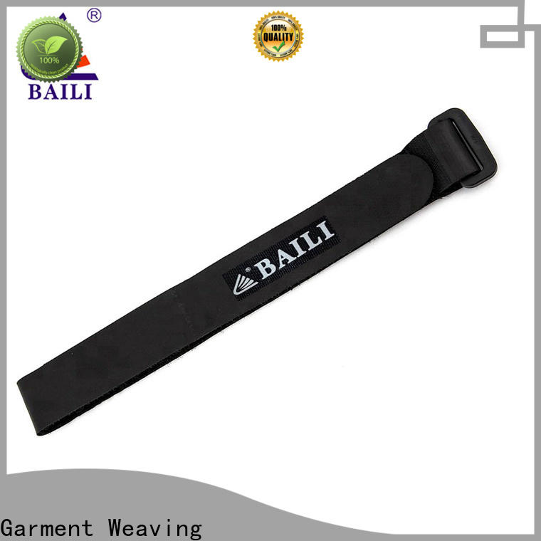 BAILI elastic hook and loop cable ties wholesale for medical equipment