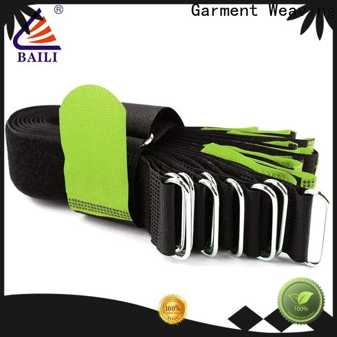 BAILI reusable hook and loop cable ties supplier for medical equipment