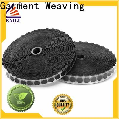 BAILI professional adhesive hook and loop tape manufacturer for wood