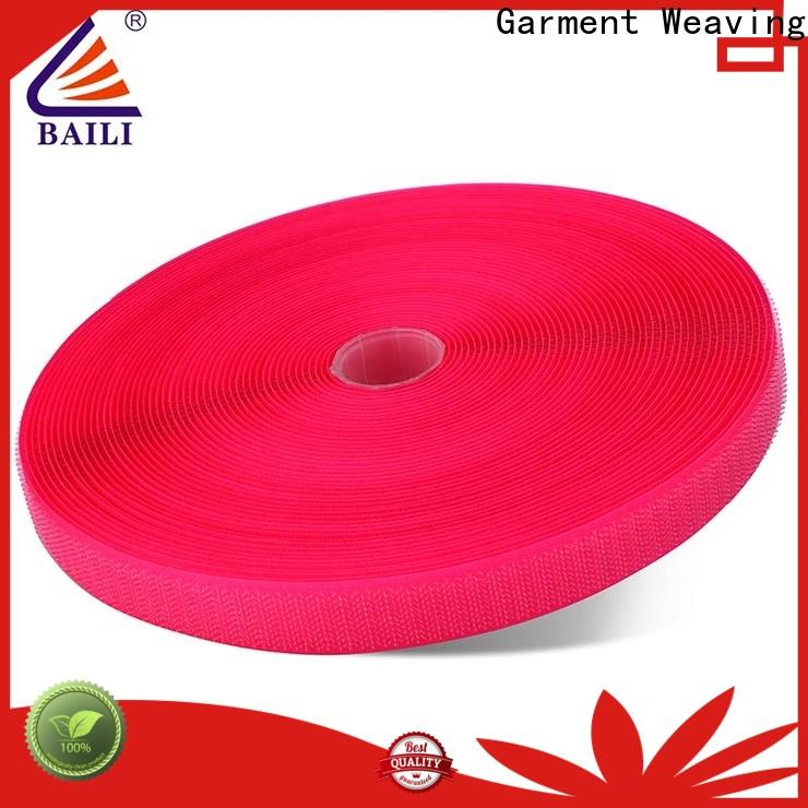 BAILI A grade quality hook and loop customized for shoes