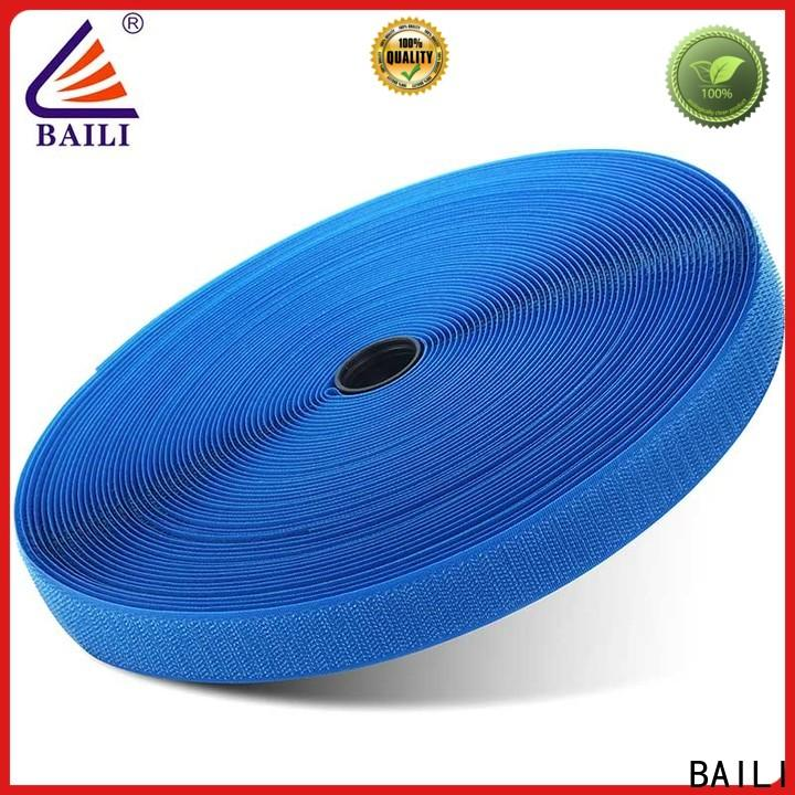 eco-friendly 3m hook and loop multicolor wholesale for bags