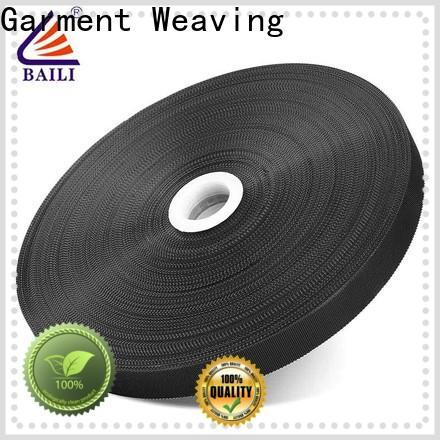 high quality hook and loop fastener sewing polymer customized for bags