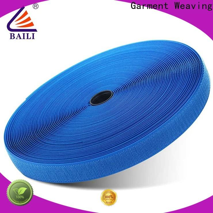 BAILI reliable hook and loop strips manufacturer for costumes