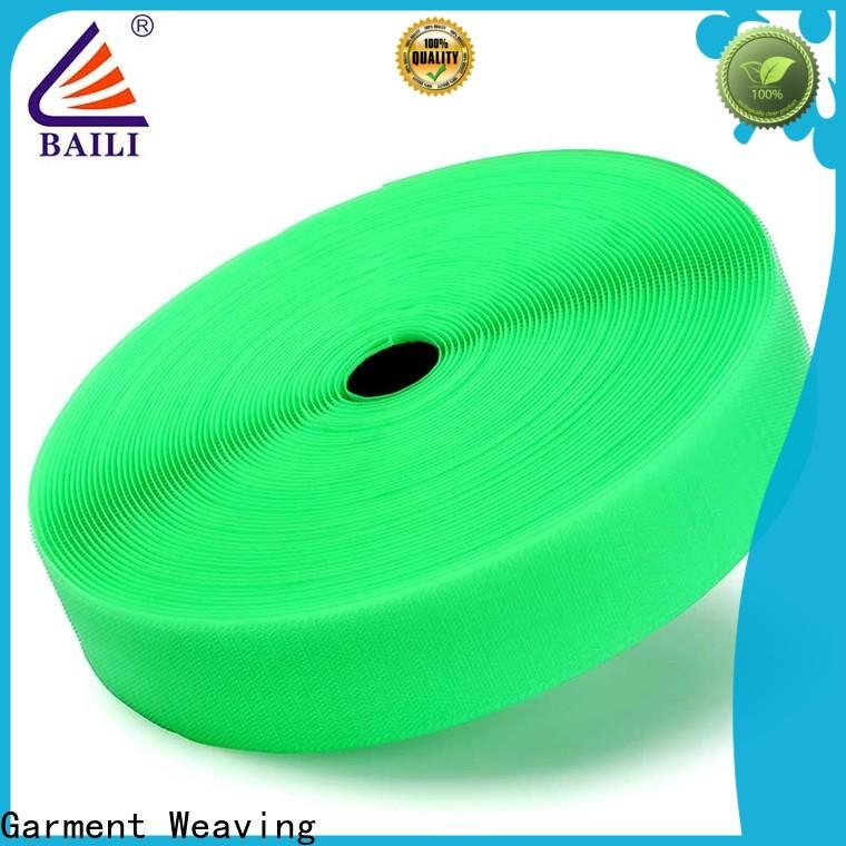BAILI strong peeling strength hook and loop strips wholesale for costumes