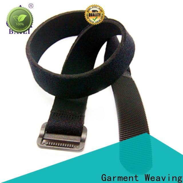 BAILI durable hook and loop strap manufacturer for bundle