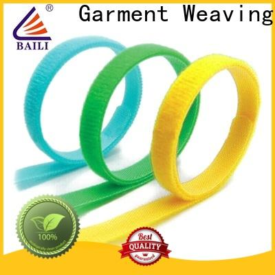 BAILI durable hook and loop cinch straps supplier for medical equipment
