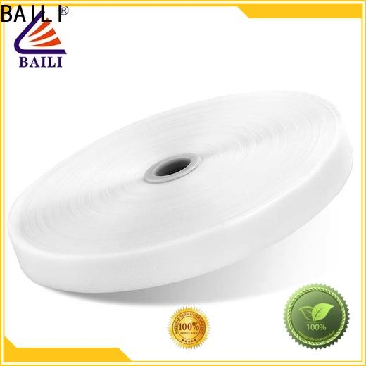 BAILI high quality hook and loop fastener sewing supplier for baby garments