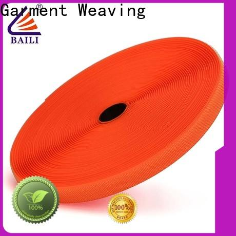 BAILI A grade quality hook and loop tape manufacturer for bags