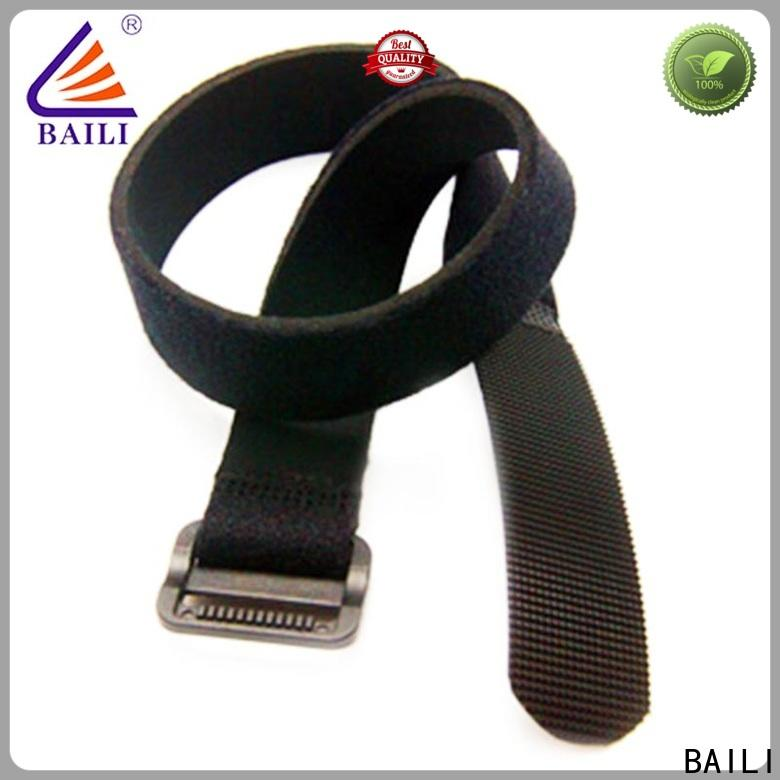 multi-functional nylon hook and loop fasteners elastic series for medical equipment