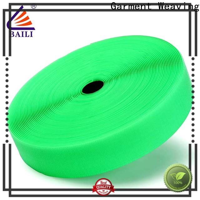 reliable hook & loop tape A grade quality manufacturer for costumes