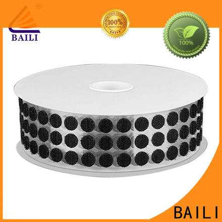 BAILI real hook and loop dots customized for photo frame