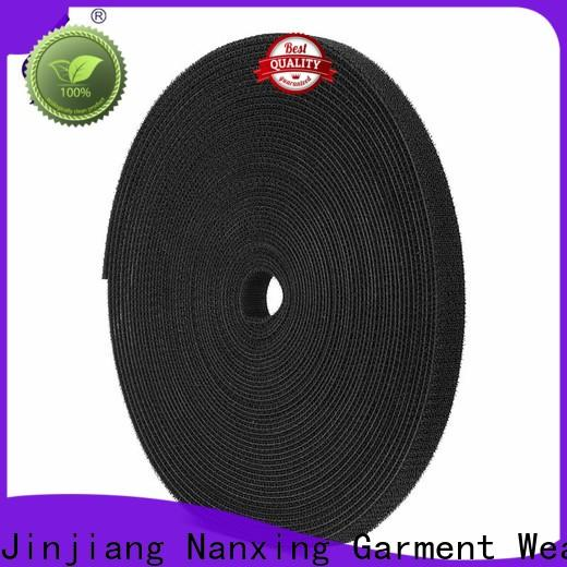 BAILI durable double sided hook and loop tape design for strapping