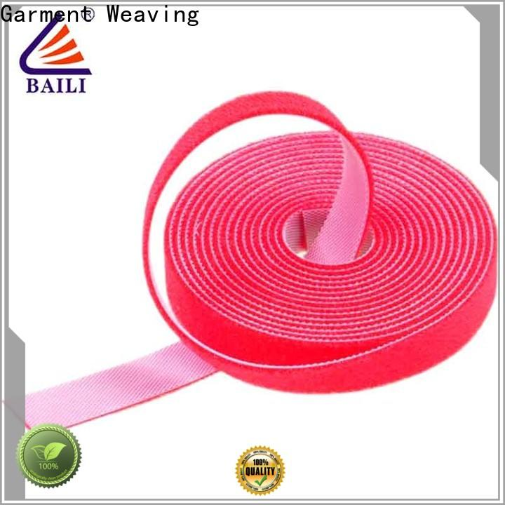 real double sided hook and loop hook factory direct supply for strapping