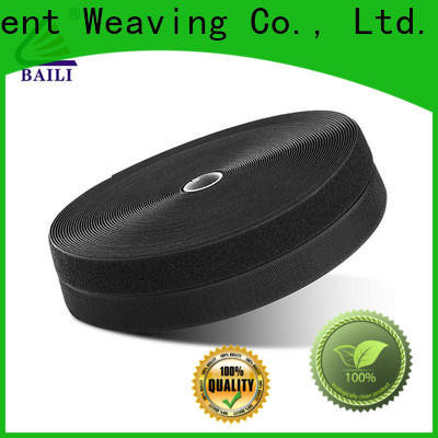 BAILI nylon 3m hook and loop customized for shoes